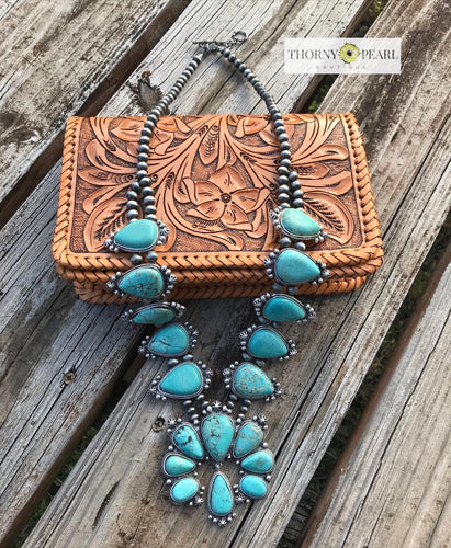 Isla Mexican Crossbody (Sand)