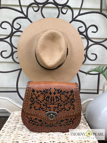 Grace Mexican Crossbody