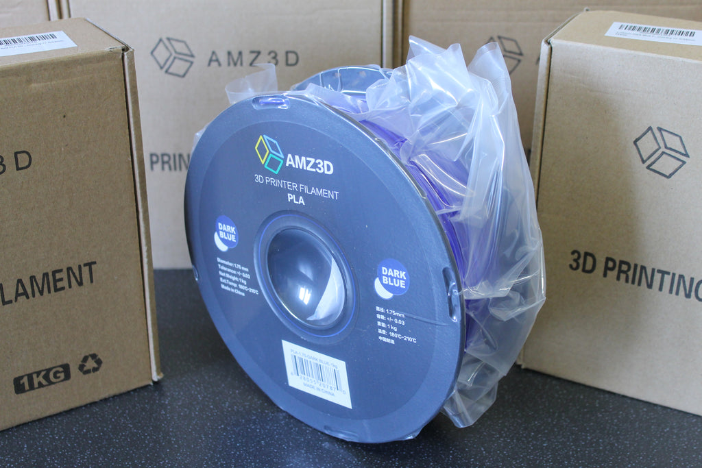 AMZ3D Filament Review - 4.5/5