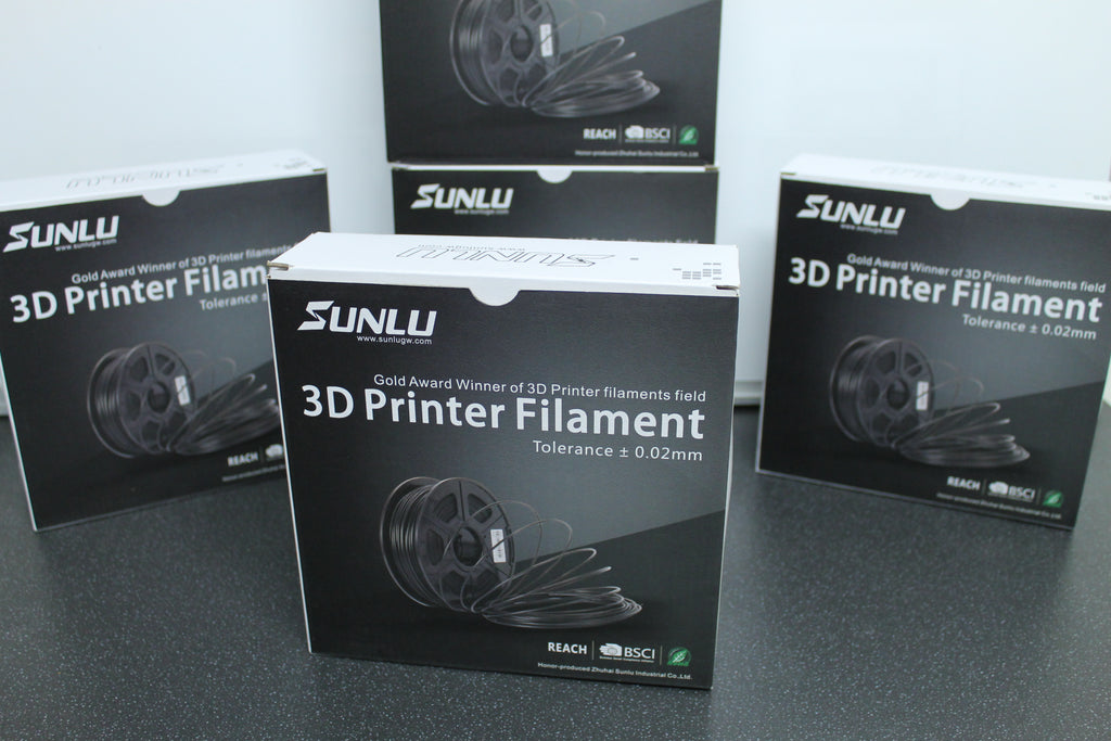 SUNLU Filament Review - 4/5