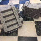 Gloomhaven Stairs (pack of 4) - Printed By Printed