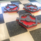 Gloomhaven Bear Traps (pack of 6) - Printed By Printed