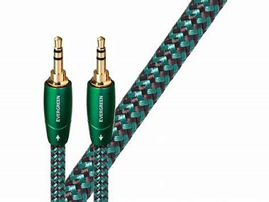 Audioquest Evergreen 3.5mm - 3,5mm analogue interconnect cable