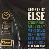 Cannonball Adderley Somethin Else Blue Note 1595 Analogue Productions 2LP 45rpm