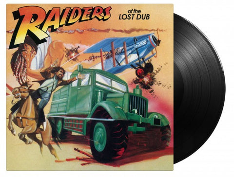 Raiders Of The Lost Dub 2020 MOV reissue Limited Edition