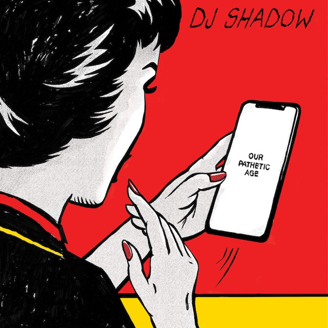 "DJ Shadow  Our Pathetic Age 2x 12"" LP Vinyl"
