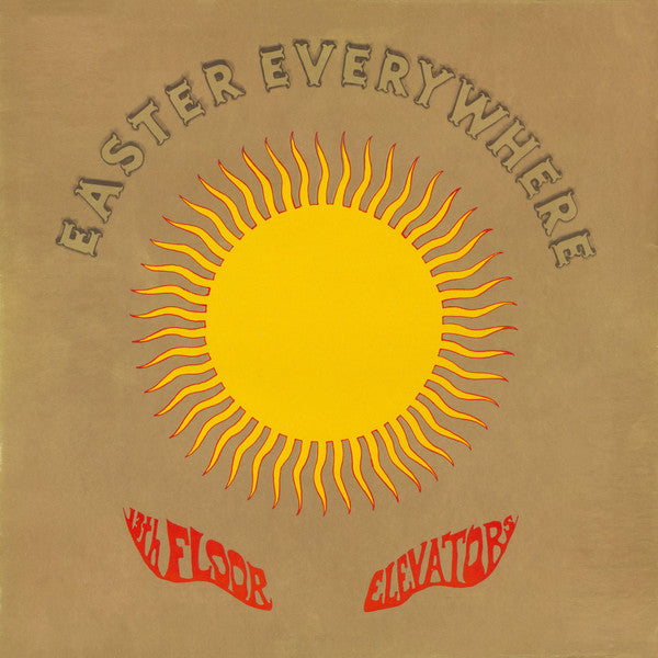 Thirteenth 13th Floor Elevators Easter Everywhere 2LP Disco Vinilo Vinyl Psychedelic Rock Blue Sky Música