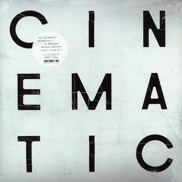 Cinematic Orchestra - To Believe (Deluxe Edition)