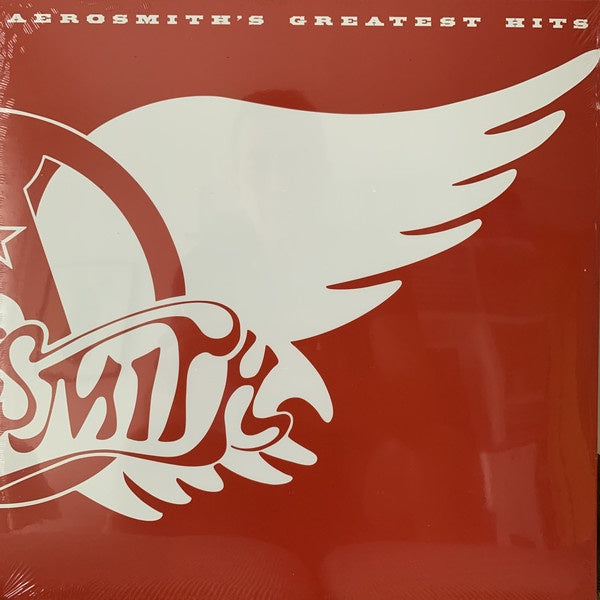 Aerosmith Greatest Hits LP compilation Vinyl Rock Hard Rock Vinilo Blue Sky Mùsica