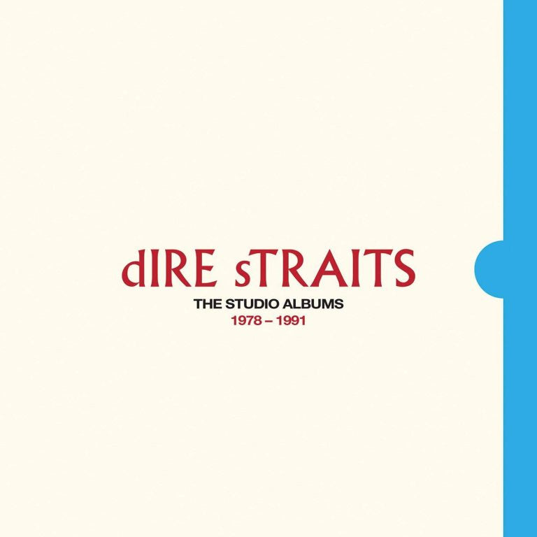 Dire Straits - The Studio Albums 1978 - 1991 (6CD boxset)