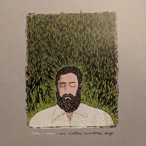 "Iron & Wine Our Endless Numbered Days (Deluxe) 2x 12"" LP Vinyl"