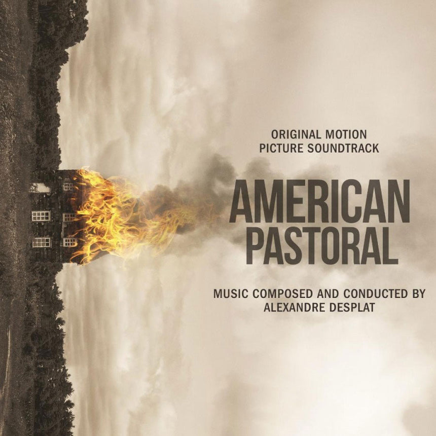 OST - American Pastoral (music by Alexandre Desplat)