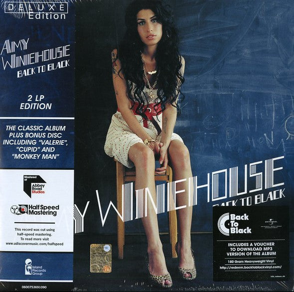 Amy Winehouse - Back To Black (2LP Deluxe Edition)
