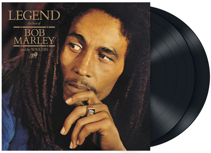 "Bob Marley and The Wailers Legend 35th Anniversary Edition 2x 12"" LP Vinyl Tuff Gong 2019 reissue"