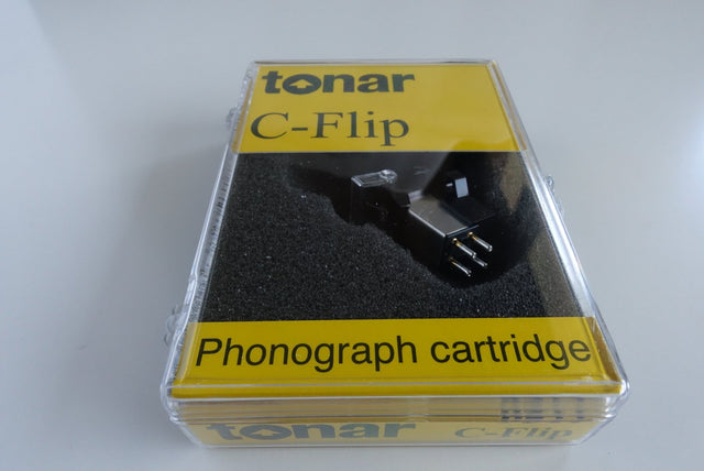 Tonar C-Flip (Spherical Tip) MM Cartridge