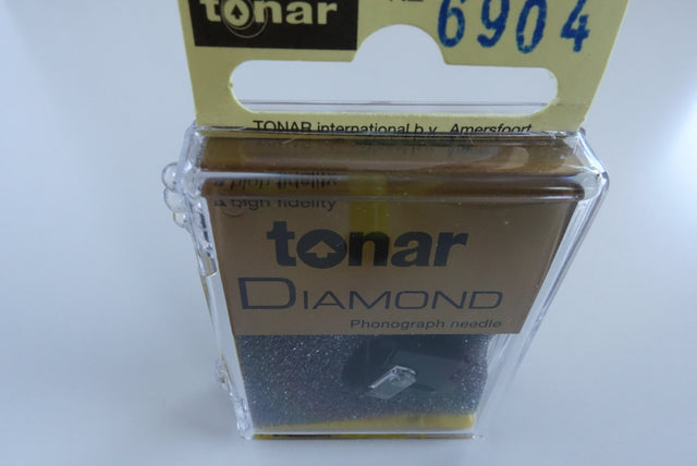 Tonar Replacement Stylus for C-Flip MM Cartridge (Spherical Tip)