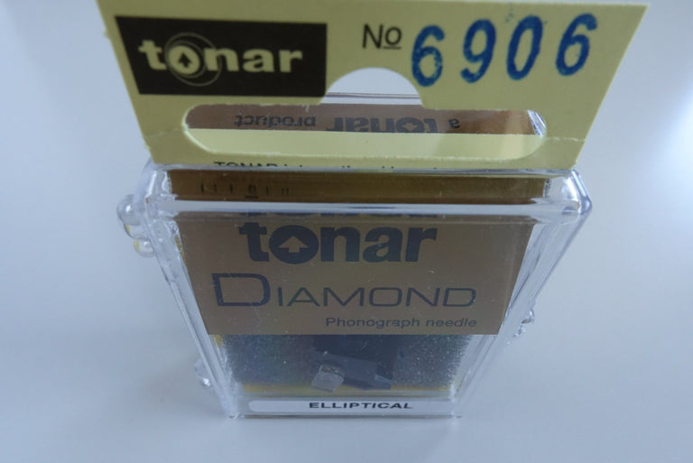 Tonar Replacement Stylus for E-Flip MM Cartridge (Elliptical Tip)