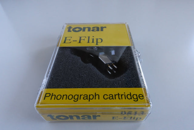 Tonar E-Flip (Elliptical Tip) MM Cartridge