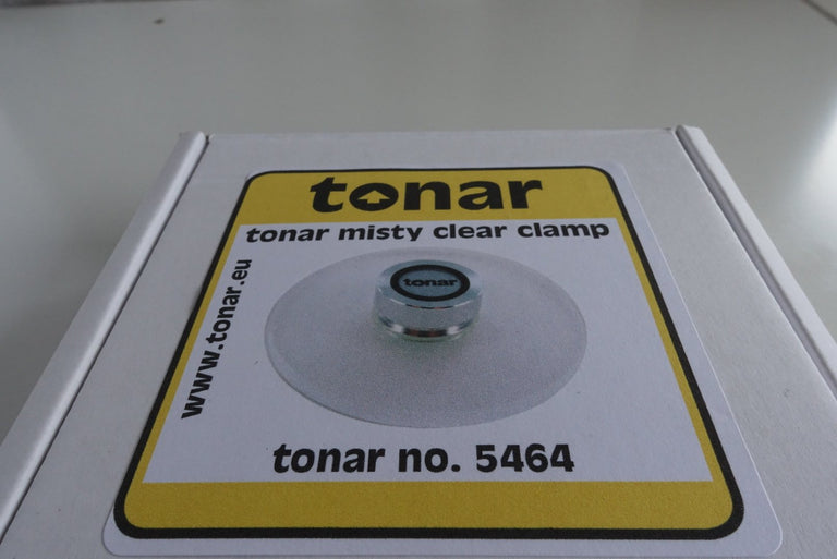 Tonar Misty Clear Clamp