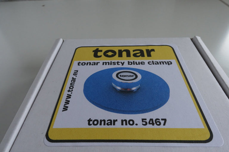 Tonar Misty Blue Clamp