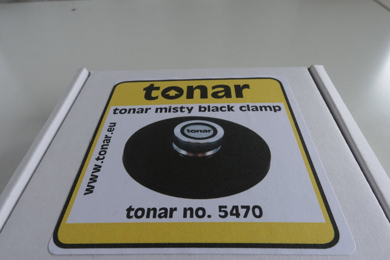 Tonar Misty Black Clamp