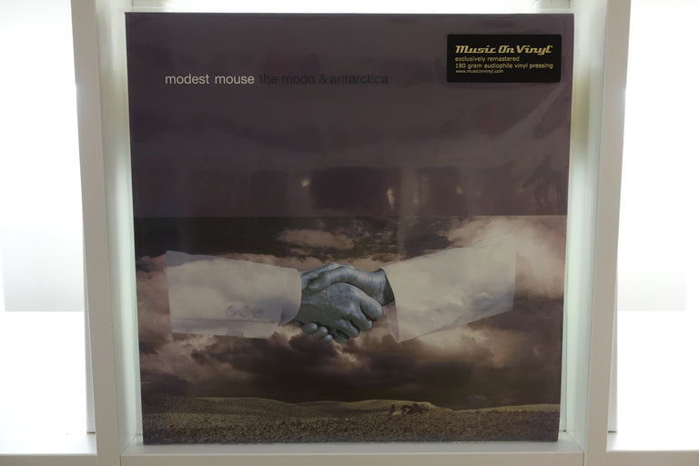 "Modest Mouse The Moon and Antarctica Vinyl 2x12"" LP Music On Vinyl Blue Sky Música"