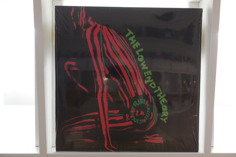 A Tribe Called Quest The Low End Theory ATCQ 2LP 1996 Reissue Hip Hop 1990's Vinilo Vinyl Blue Sky Música