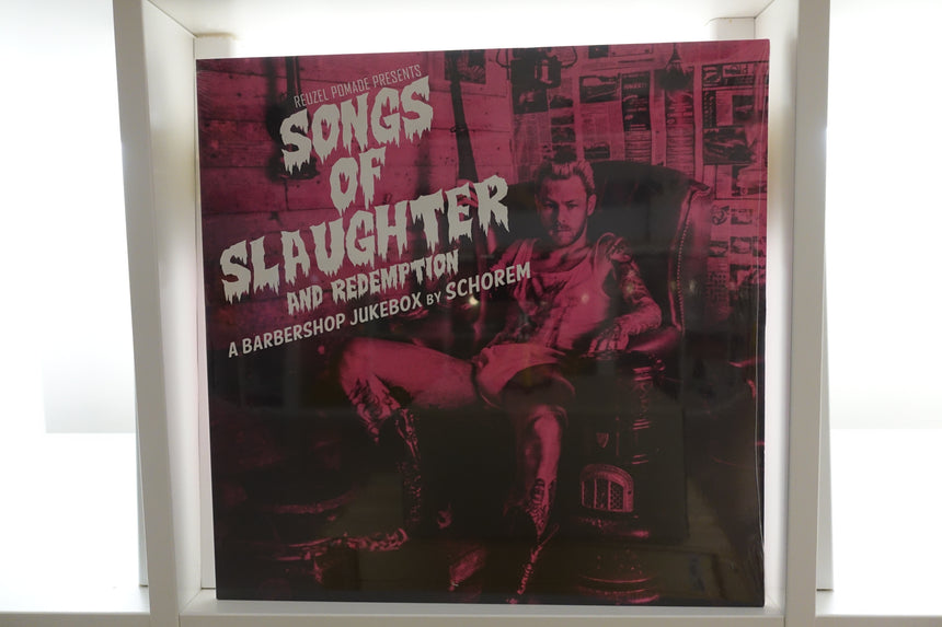 Various Artists - Songs of Slaughter And Redemption; a Barbershop Jukebox By Schorem
