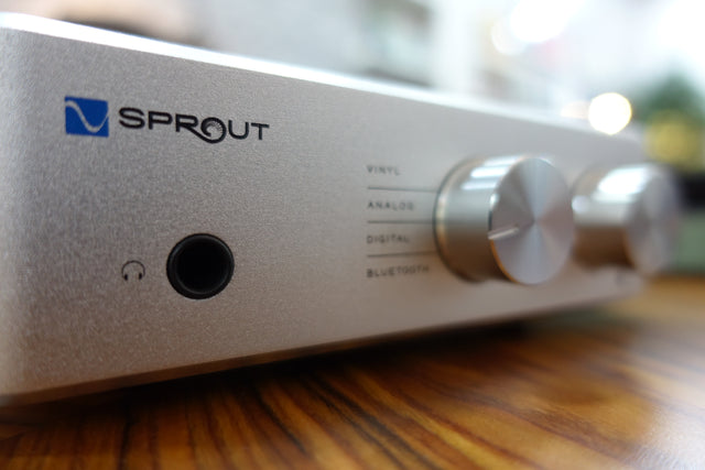 PS Audio - Sprout 100 amplificador