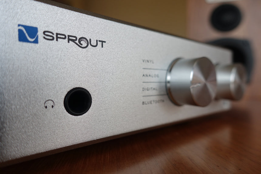 PS Audio Sprout 100 + Ophidian Minimo