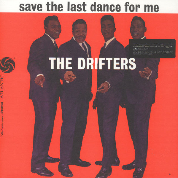 Drifters - Save The Last Dance