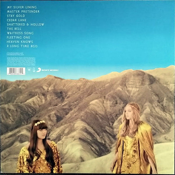 First Aid Kit - Stay Gold - Vinyl LP + CD - front cover