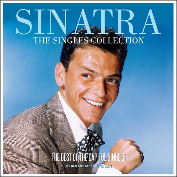 "Frank Sinatra The Singles Collection The Best of the Capit Singles 3x 12"" LP White Vinyl Not Now Music 2017"