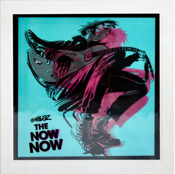 Gorillaz - Now Now (Box Set)