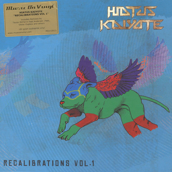 Hiatus Kaiyote - Recalibrations Vol.1