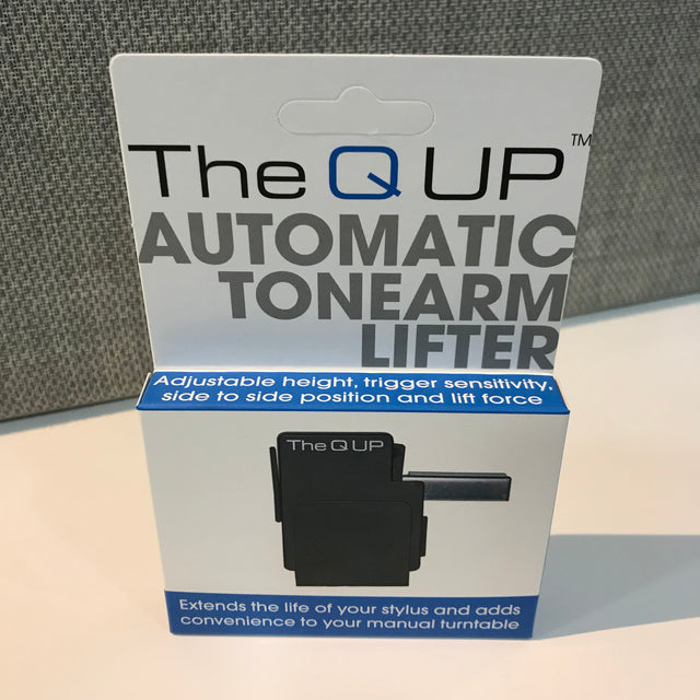 Q UP Automatic Tonearm Lifter for manual turntables