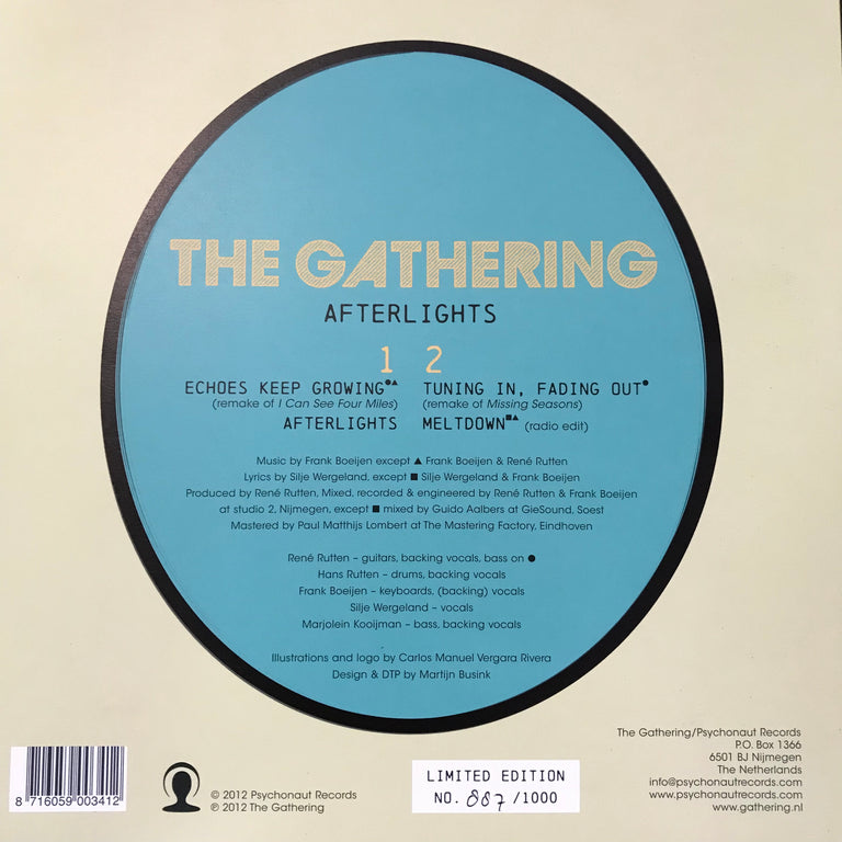 Gathering - Afterlights