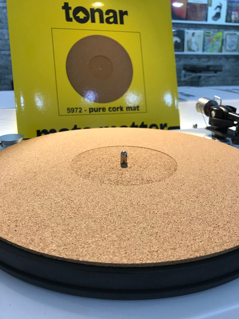 Tonar Pure Cork Turntable Mat
