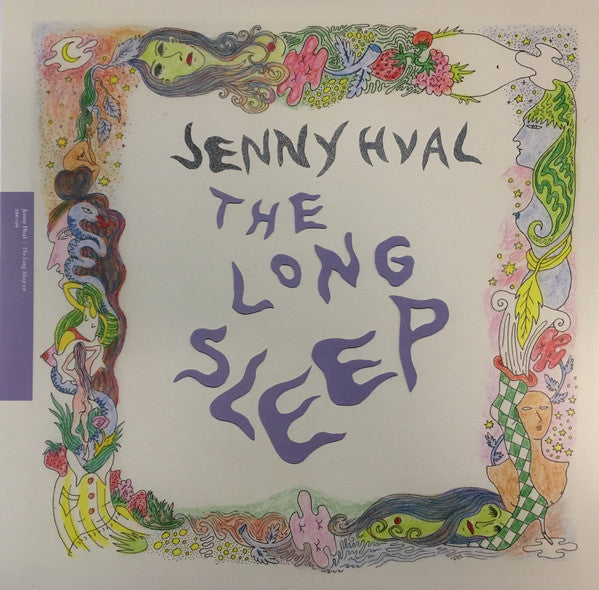 Jenny Hval - Long Sleep
