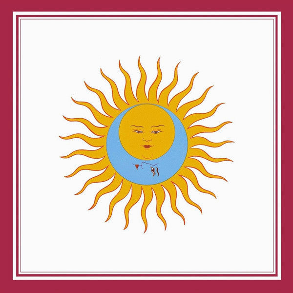 King Crimson - Larks Tongues In Apsic