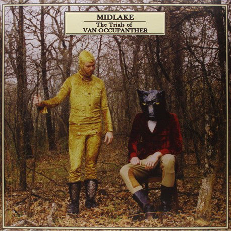 "Midlake The Trials of Van Occupanther Vinyl 1x 12"" LP"