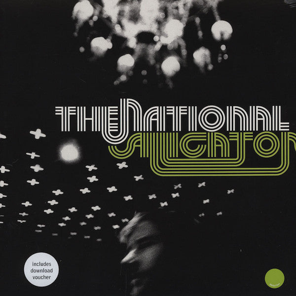 "The National Alligator Vinyl LP 1x12"" Lime Green"