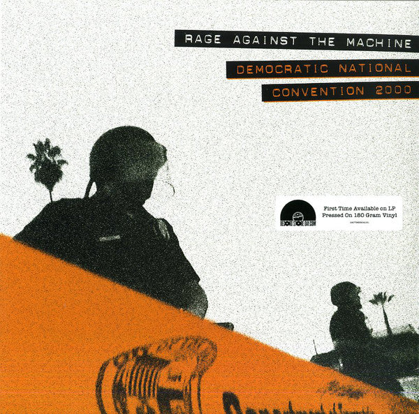Rage Against The Machine - Democratic National Convention 2000