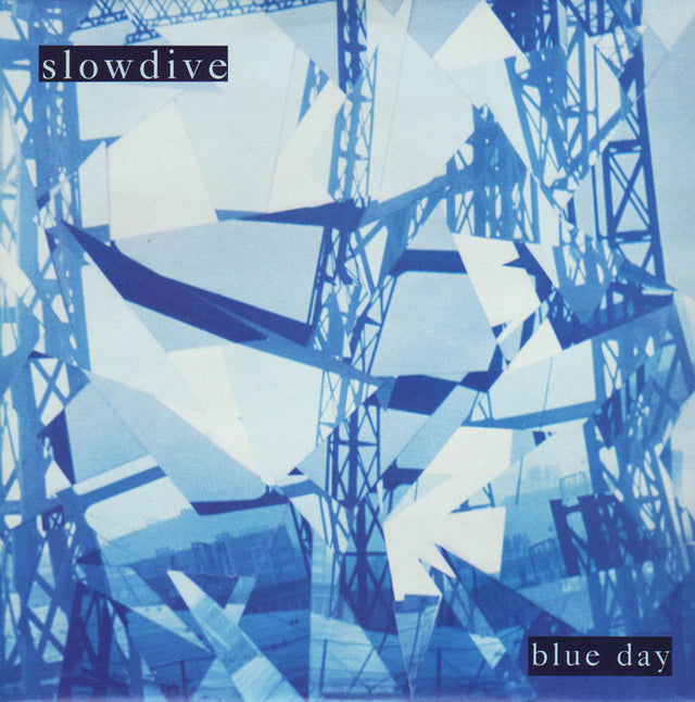 "Slowdive Blue Day 1x 12"" LP Music On Vinyl 2020 Limited Edition"