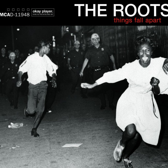 "The Roots Things Fall Apart 2x 12"" LP Music On Vinyl reissue"