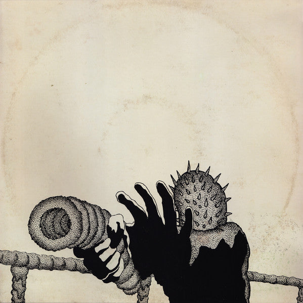 "Thee Oh Sees Mutilator Defeated At Last Vinyl 1x12"" LP front cover artwork"