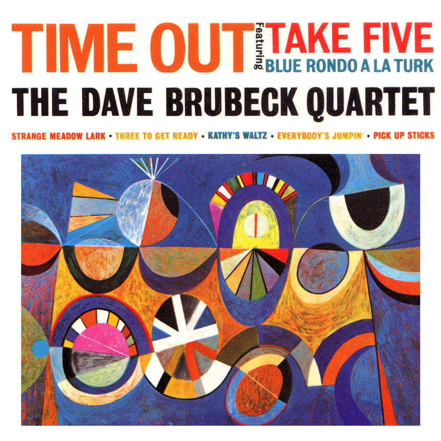 Dave Brubeck Quartet - Time Out (Analogue Productions version)