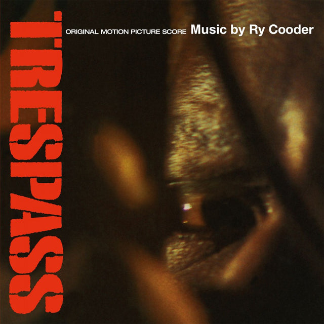 "Ry Cooder Trespass OST Music On Vinyl Limited Edition 2020 1x 12"" LP"