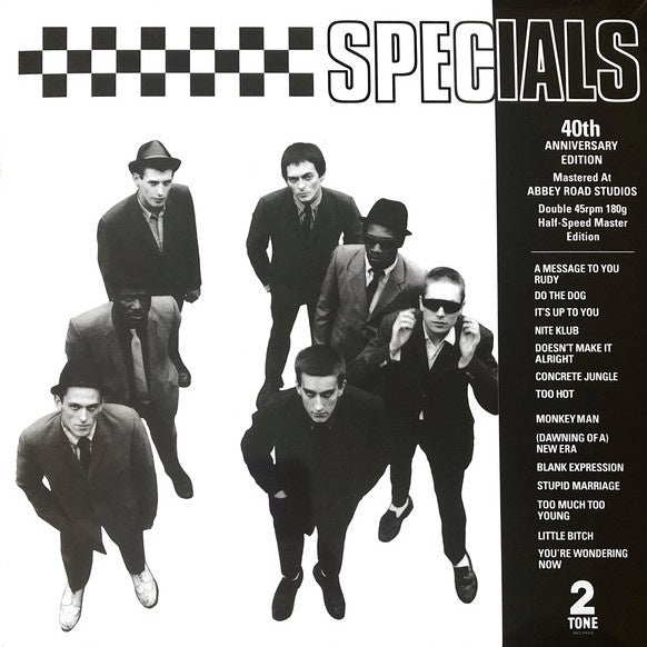 Specials - Specials (40th Anniversary Edition)
