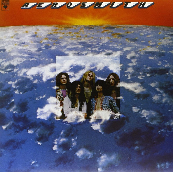 Aerosmith - Aerosmith - LP vinyl 180gm Music On Vinyl 2013 reissue Blue Sky Música